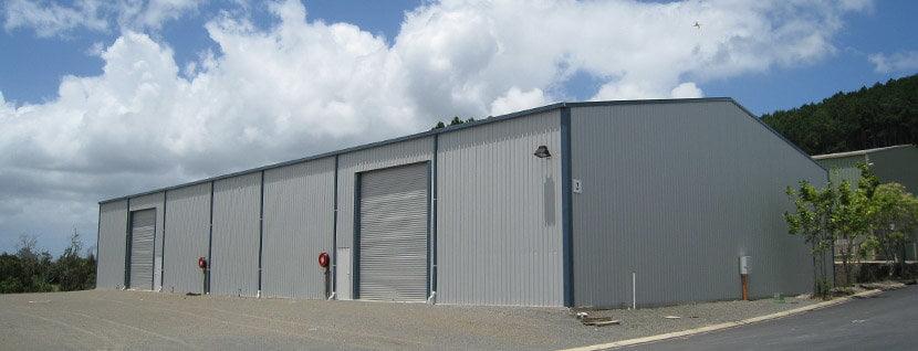 Industrial sheds for sale qld custom large steel storage for Large sheds for sale