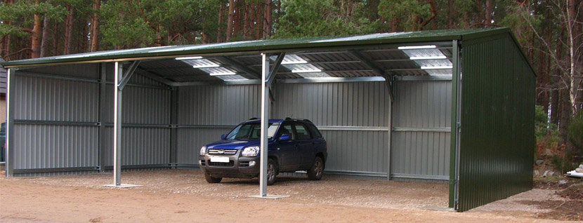 Steel Carports Brisbane Custom Built Or Carport Kits